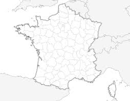 France Physical Map by Spatial Data Analysis With R U2013 Sylvain Durand