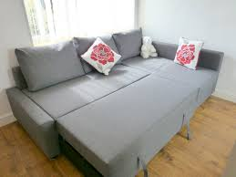 furniture friheten sofa bed couch with hideaway bed twin sofa