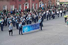 mona shores high sailor marching band