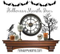 kurt adler halloween halloween mantle ideas fun halloween decorating ideas