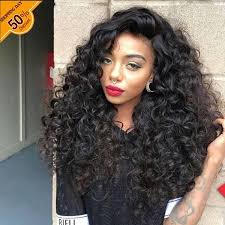 curly extensions curly clip in human hair extensions black
