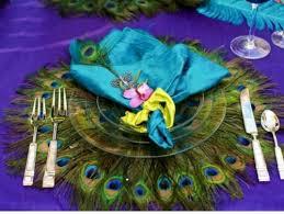 peacock wedding ideas zoviti vibrant peacock theme wedding decoration ideas