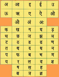 hindi alphabets tracing worksheet u2013 utility software download