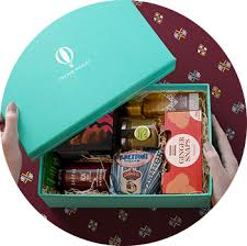 discover the world through food receive a curated box of