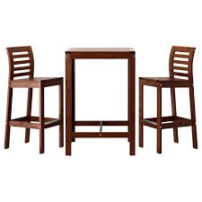 Garden Tables  Chairs Garden Furniture Sets IKEA - Bar height dining table ikea