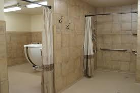 Shower Room Modern Cream Nuance Interior Wooden Shower Room Ideas That Has