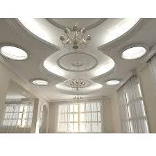 roof decoration gypsum ceiling images