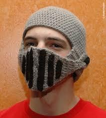 crochet pattern knight helmet free knitting pattern for knight hat comsar for