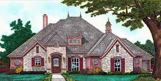 Home Design European Style European Style House Plans Plan 8 1238