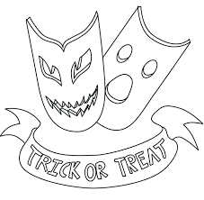 printable halloween coloring creativeetc