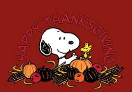 happy thanksgiving clipart snoopy clip library