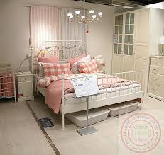 Ikea White Metal Bed Frame Ikea Leirvik Bed Frame Screws Fresh White Metal Bed Frame