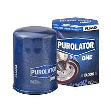 nissan 370z oil filter amazon com purolator pl14610 purolatorone oil filter automotive