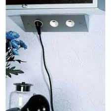 multiprise d angle pour cuisine bloc prise cuisine d angle à positionner à l intérieur d un meuble