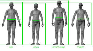 this is the average man u0027s body the atlantic