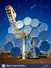 Radio Thermal Generator Stirling Solar Power Systems Solar Dish Engine At The Star Center