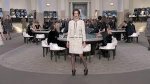 siege chanel fall winter 2015 16 haute couture chanel