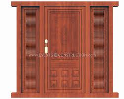 single main door designs for spain homes dark brown front door