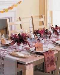 thanksgiving tables for everyone martha stewart