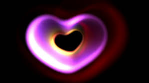 friendship heart 4k flying heart background s day gift symbol
