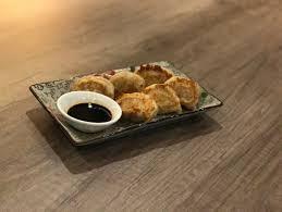 plancha de cuisine gyozas de carne a la plancha picture of higuma platja d aro