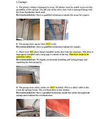 house inspection report sample sample reports buyer inspection page 003