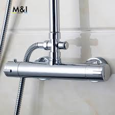 compare prices on bathtub shower diverter online shopping buy low bathroom thermostatic shower faucet wall mounted hw5522 faucet spout filler diverter bathtub valve faucet mixer