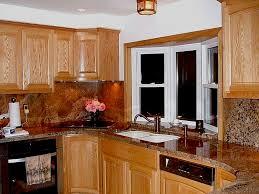 Kitchen Bay Window Treatments Gorgeous Kitchen Bay Window On Bay Window Over Kitchen Sink