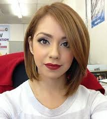 bob haircuts that cut shorter on one side best 25 uneven bob ideas on pinterest uneven bob haircut