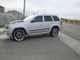 silver jeep grand cherokee 2006 pimpnsilver 2007 jeep grand cherokee u0027s photo gallery at cardomain