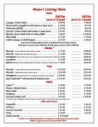 Catering Menu Item List Olive Garden Italian Restaurant - olive garden catering menu menu world
