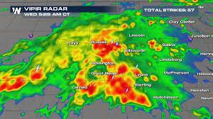 Portland Radar Map by Local Radar Weathernation