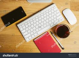 Computer Desk Accessories by Desk Accessories Desktop Keyboard Computer Mouse Stock Photo