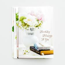 birthday classic kjv 12 boxed cards dayspring