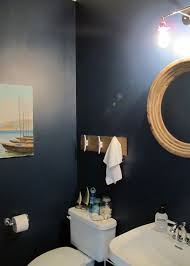 nautical themed half bath makeover u2014 tag u0026 tibby