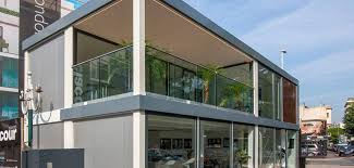 bauhu prefabricated modular construction flat pack container