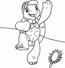 Franklin Turtle Coloring Pages Many Interesting Cliparts Franklin Coloring Pages