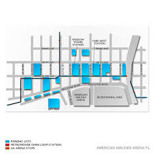 American Airlines Floor Plan Parking Passes Only Lady Gaga Miami 11 30 2017 7 31 Pm Vivid Seats
