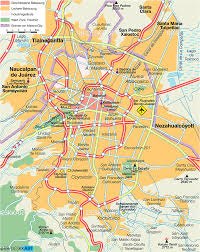 Map Of Juarez Mexico by Map Of Mexico Town Center Mexico Map In The Atlas Of The World