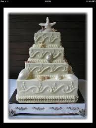 12 best hilton head island seashell wedding cakes images on
