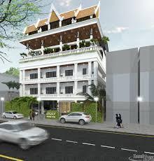 home design company in cambodia hotel ep13 exterior hotel projects komnit design komnit exterior