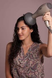 reduce volume in curly hair 4 easy ways