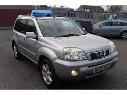 used nissan x trail finance used nissan x trail suv 2 2 dci columbia 5dr in shotton county
