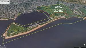 Map Staten Island Gateway National Recreation Area Great Kills Park At Staten Island