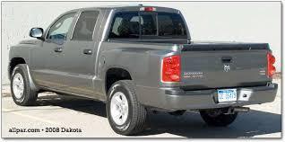 gas mileage for dodge dakota 2008 dodge dakota v8 test drive