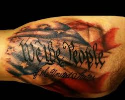 Pictures Of Tattoos On The - these 10 amazing patriotic tattoos are the to