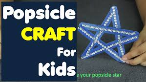 10 popsicle stick craft activities for kids and adults diy crafts