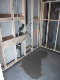 Plumbing Basement Bathroom Rough In Aggroup Inc Sortino Basement Bathroom Rough In Plumbing
