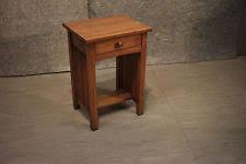 oak arts u0026 crafts mission style nightstands ebay