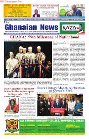 Ghana Flag Meaning Ghanaian News February 2016 By Razak Ray Axe Banks Issuu